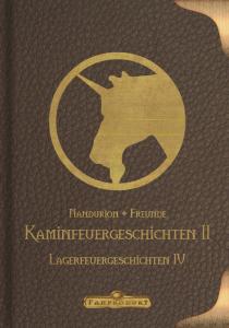 Kaminfeuergeschichten 2 Lagerfeuergeschichten 4 Cover