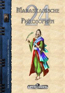 24 Maraskanische Philosophen Cover