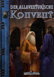 Der Allaventurische Konvent Cover
