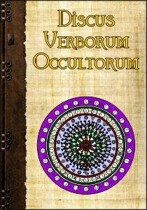 Discus Verborum Occultorum Cover