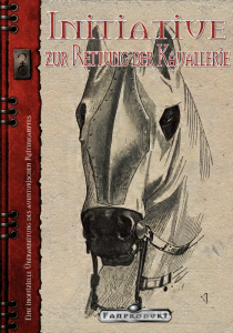Initiative zur Rettung der Kavallerie Cover