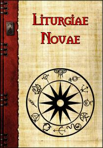 Liturgiae Novae Cover