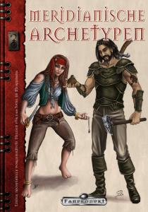 Meridianische Archetypen Cover