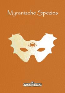 Myranische Spezies Cover