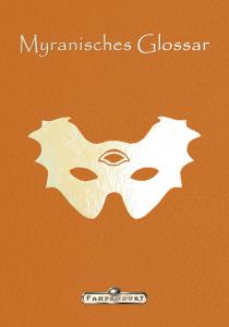 Myranisches Glossar Cover