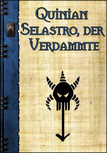 Quinian Selastro der Verdammte Cover