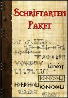 DSA-Schriftartenpaket von Salaza