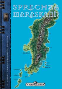 Sprechza Maraskani Cover