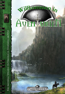 Willkommen in Aventurien Cover
