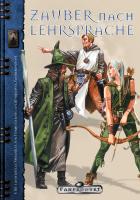 Spielhilfe für die Zauber nach Lehrsprache von Sebastian Kopp