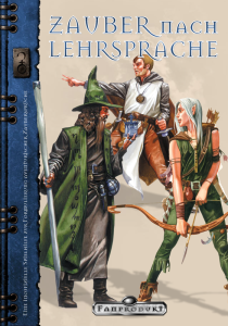 Zauber nach Lehrsprache Cover