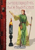 Spielhilfe zur Verbreitung der Zauber nach Repräsentation von Milena Stark