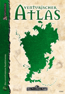 Aventurischer Atlas Cover