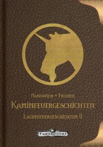 Kaminfeuergeschichten Cover