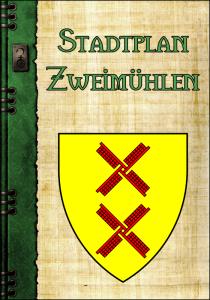 Stadtplan Zweimühlen Cover