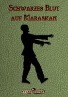 Schwarzes Blut auf Maraskan Cover