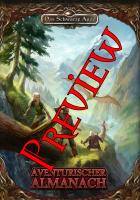 Ork-Beschreibung aus dem Aventurischen Almanach
