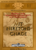 Mit Neretons Gnade - Cover