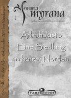 Arbohakisto - Eine Siedlung im hohen Norden - Cover